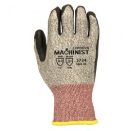 Cordova Safety Machinist Glove Cut 5 A4 | 3734 (12 PR)