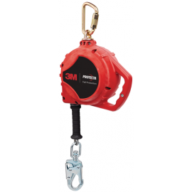 3M™ PROTECTA® Rebel™ Self Retracting Lifeline - Cable 3590514, Red, 20 ft. (6.1 m)