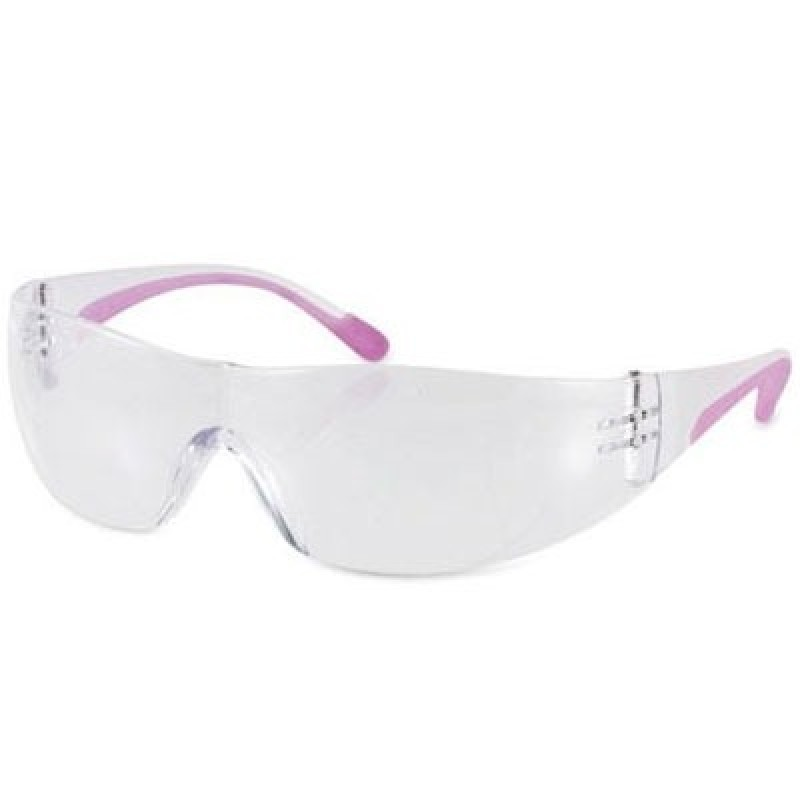 EVA Women's Safety Glasses with Clear Lens