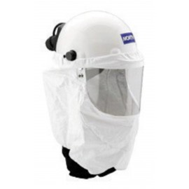 Honeywell North Primair 200FM Series PA201E01 Honeywell E2 Style Headgear Hood Assembly Knit Neck Seal PAPR System