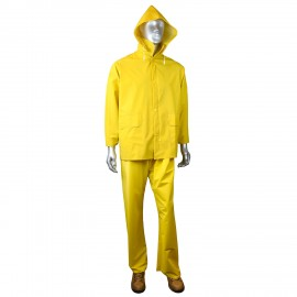 Radians ERW 35 Economy Rainsuit Yellow Color (1 Each)