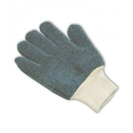 Terry Cloth Seamless Knit Glove - 24 oz (LARGE)