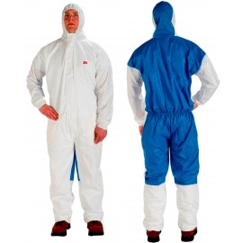 3M Disposable Protective Coverall Safety Work Wear 4535-4XL 20 EA/Case