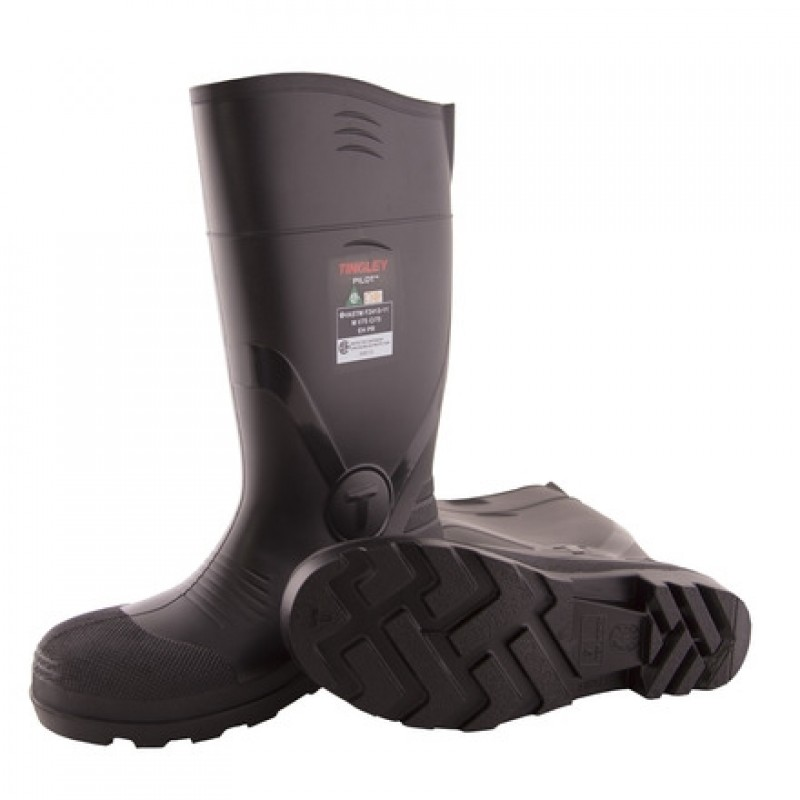 Tingley Pilot™ Safety Toe Knee Boot