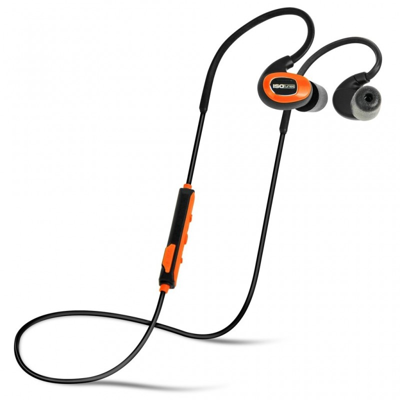ISOTunes Pro Bluetooth Noise Isolating Earbuds