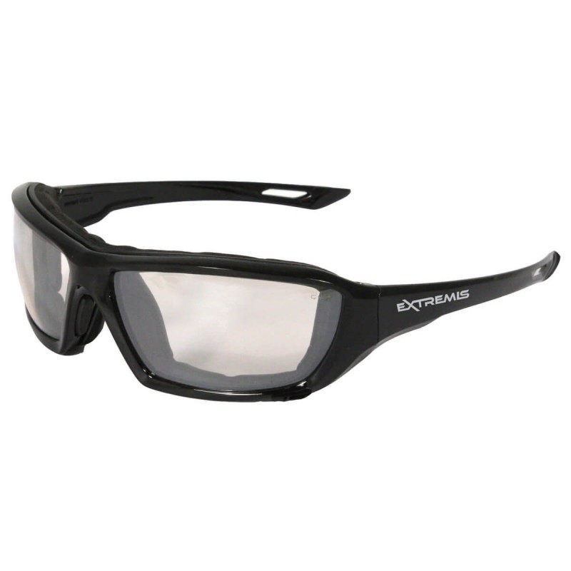 Radians Extremis - I/O AF Safety Glasses  Style Black Color - 12 Pairs / Box