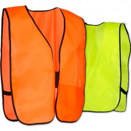 Occunomix Economy Solid Safety Vest