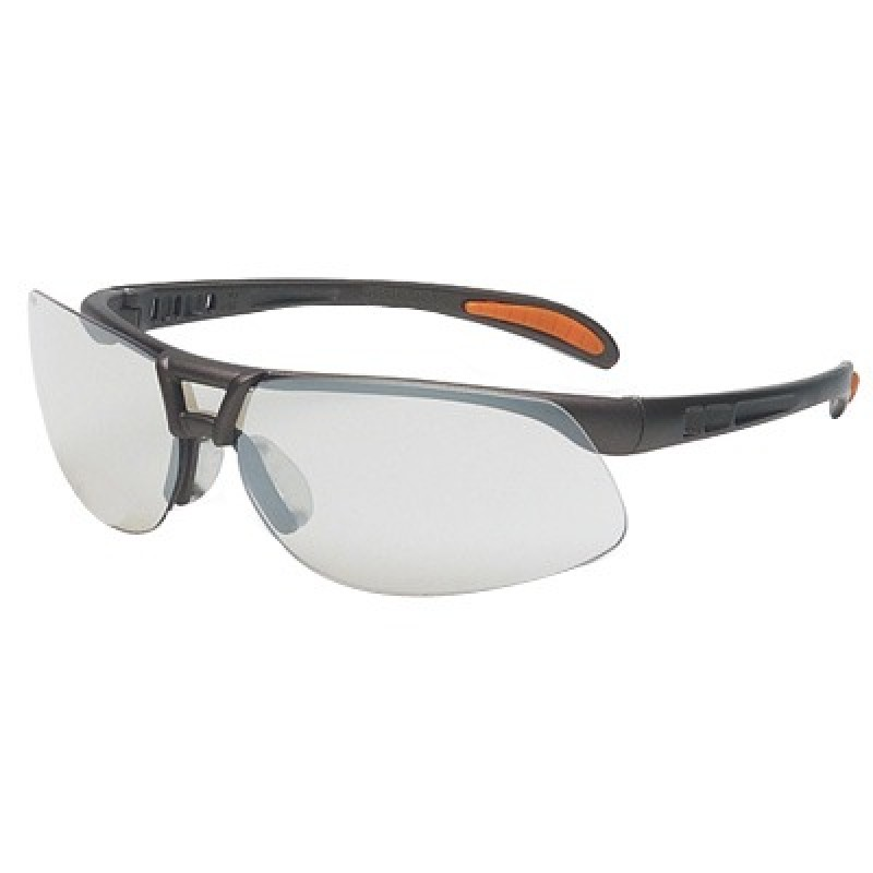 Uvex Protege Safety Glasses - SCT Reflect 50 Lens