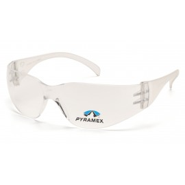 Pyramex  Intruder Readers  Clear Frame/Clear + 2.0 Lens  Safety Glasses  6 /BX