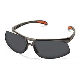 Honeywell Uvex Protégé S4201 Gray Lens Safety Glasses (1 Pair)
