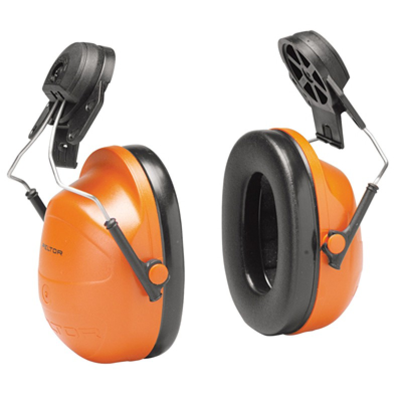 Peltor H31P3E Hi-Viz Earmuffs - Hard Hat Mount | Peltor ...