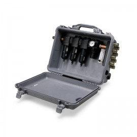Allegro 9875 5 Worker Air Panel w/ CO Breathing Carry-Air™ Filtration Panels