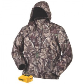 Dewalt Tru Timber™ HTC Camo Heated Jacket Camo Color - 1 / Box