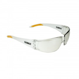 DEWALT Rotex - Clear Anti-Fog Lens Safety Glasses Frameless Style Clear Color - 12 Pairs / Box