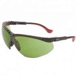 Uvex Genesis XC Safety Glasses - 2.0 IR Filter Lens