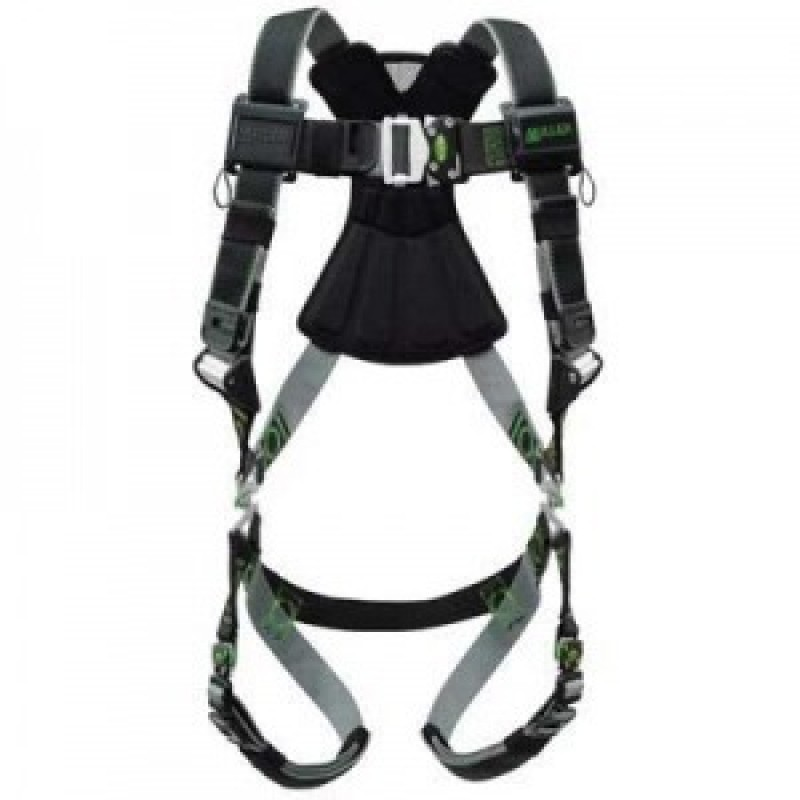 Miller Revolution Harness Single D-Ring with Quick Connect Buckle Legs
