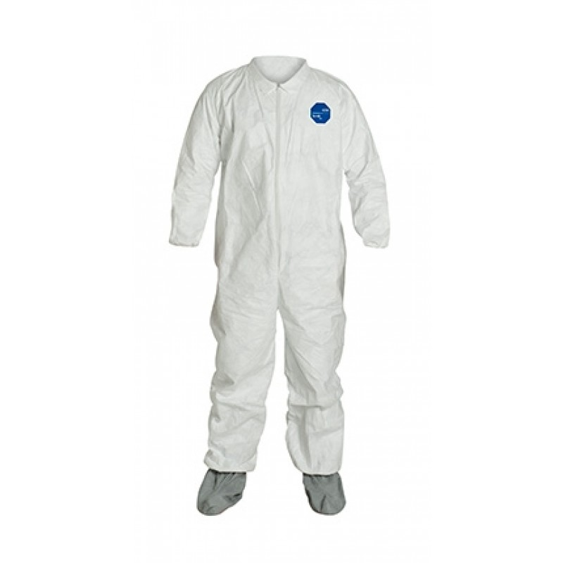 DuPont™ Tyvek® 400 TY121S Disposable Coverall 25/Case