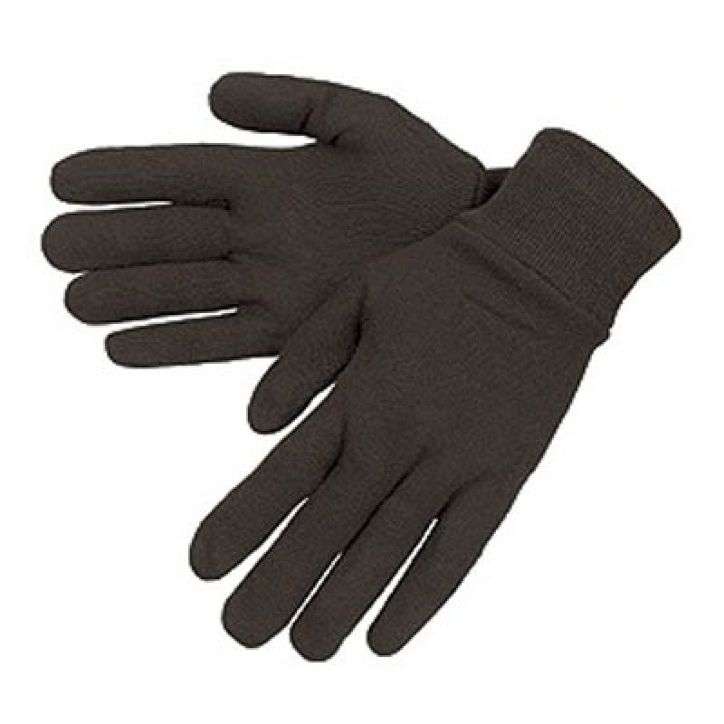 MCR Brown Reversible Jersey Gloves