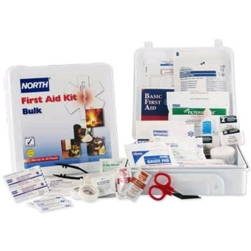 North Bulk First Aid Kit - 50 Person