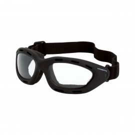 Radians Element Clear AntiFog Black Safety Glasses 12 PR/Box