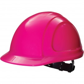 Honeywell North Zone Hard Hat N10200000  Hot Pink Quick Fit Style (Cap and Suspension Assembly) 12/Case