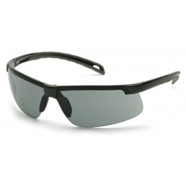 Pyramex  EverLite  Black Frame/GrayAntiFog Lens  Safety Glasses  12/BX