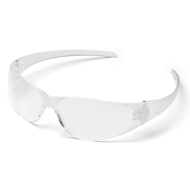 MCR Checkmate Safety Glasses Clear Anti-Fog Lens 1/DZ