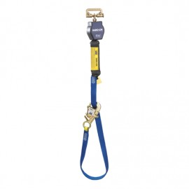 3M™ DBI-SALA® Nano-Lok™ Tie-Back Quick Connect Self Retracting Lifeline, Web 3101366