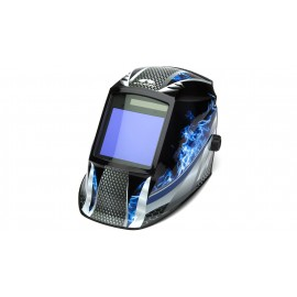 Pyramex Leadhead Auto Darkening Welding Helmet Blue Color - 1 per Box