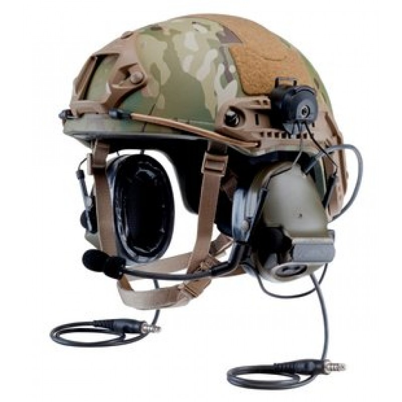 3m peltor comtac iii advanced combat helmet ach. Black Bedroom Furniture Sets. Home Design Ideas