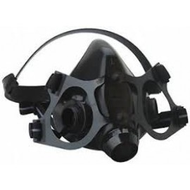 Honeywell Small 7700 Series Half Face Silicone Air Purifying Respirator | 770030S