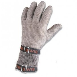 Honeywell Whiting & Davis 5912 MS Stainless Steel Mesh Glove - Extended Cuff