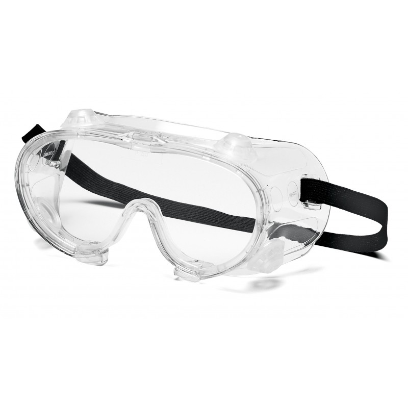 Pyramex Goggles Chem Splash-Clear Anti-Fog 12 Pairs