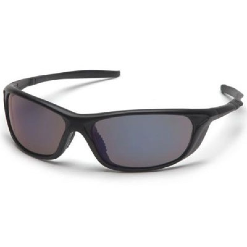 Pyramex Azera Safety Glasses - Blue Mirror Lens