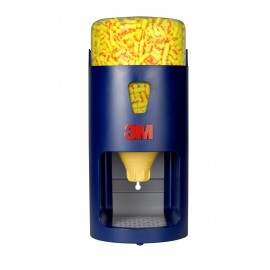 3M™ One Touch™ Pro Earplug Dispenser 391-0000, Blue, Hearing Conservation (1 Dispenser)