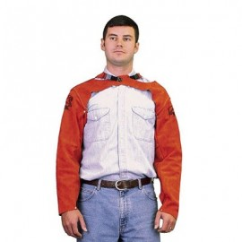 RED RAM Welding Leather Sleeves