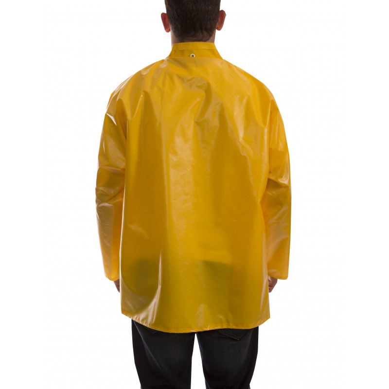 Tingley J22207 Iron Eagle Jacket Gold Storm Fly Front Hood Snaps