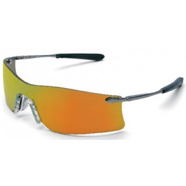 MCR Rubicon Safety Glasses Fire Mirror Lens 12 Pair