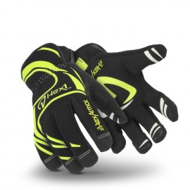 HexArmor Hex1 2121 Work Gloves Black Color - 1 Pair