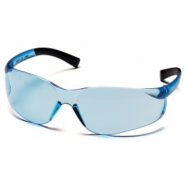 Pyramex Safety - Ztek - Infinity Blue Frame/Infinity Blue Anti-Fog Lens Polycarbonate Safety Glasses - 12 / BX