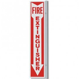 Brooks Fire Extinguisher Aluminum 90