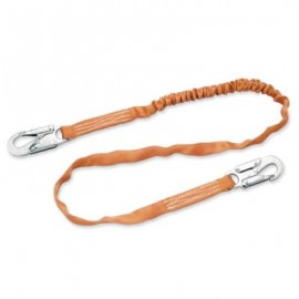 Titan Stretch Tubular Shock Absorbing Safety Lanyard