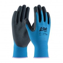 PIP 55-AG316/XS G-Tek Polyester Shell with Latex Coated MicroSurface Grip XS 12 DZ