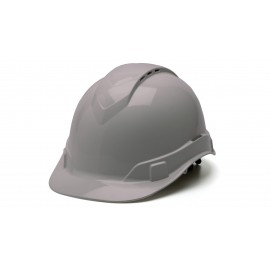 Pyramex HP44112V Ridgeline Hard Hat Gray Color - 16 / CS