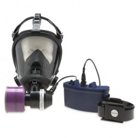 Honeywell Powered Air Purifying Respirator (PAPR) Mask Mount (NIOSH) Small