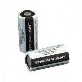 Streamlight Lithium Batteries - 2 Pack