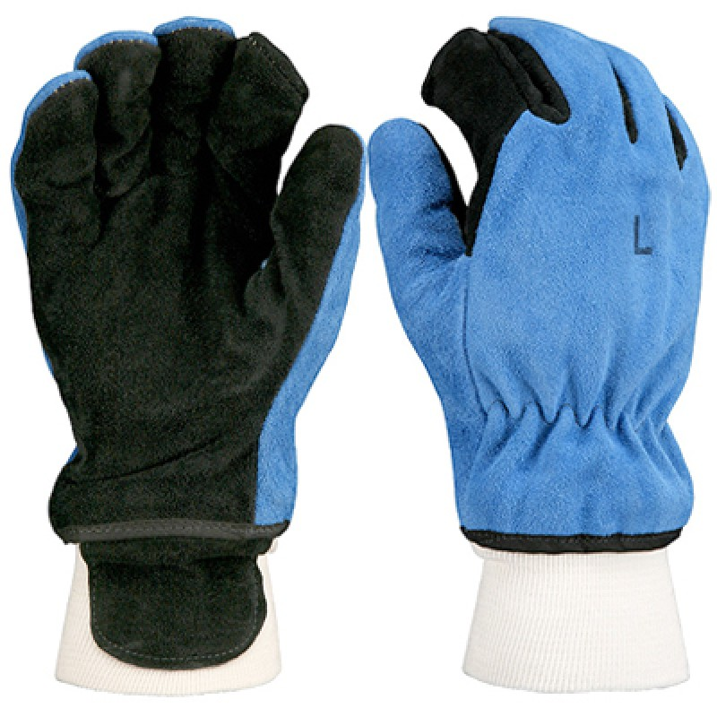 Shelby Cowhide, Wristlet, CAL-OSHA Structural Fire Gloves