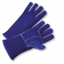 "West Chester 945 Premium Select Split Cowhide 14"" Blue Glove 1/DZ"
