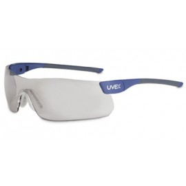 Precision Pro Safety Glasses with Gray Anti-Fog Lens
