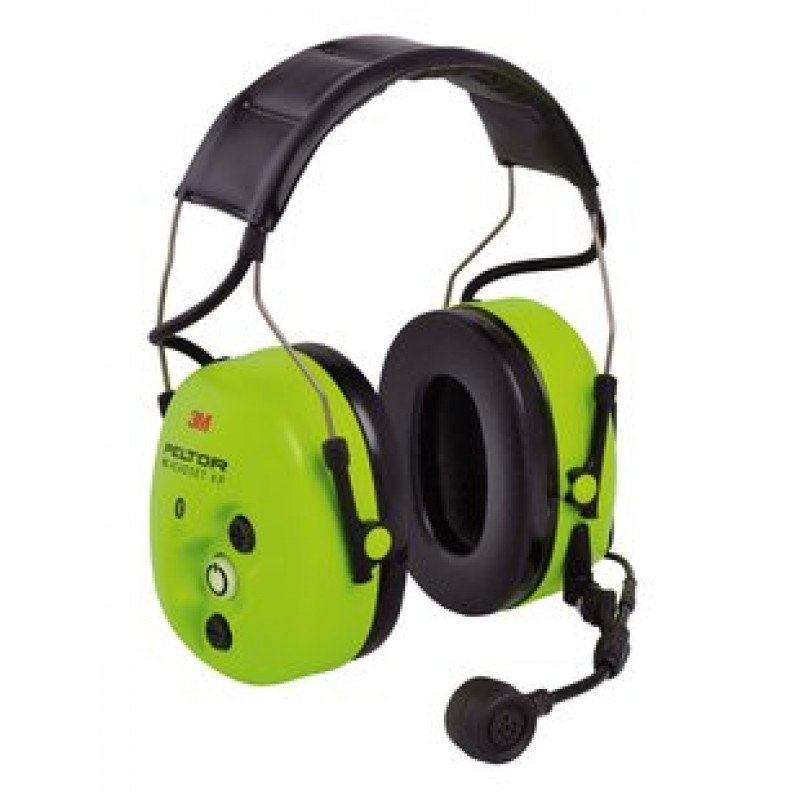 3M WS ProTac XP MT15H7AWS5-01 GB Gound Mechanic Headset | Peltor | Enviro Safety Products